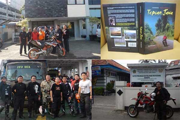 Menjelajah Alam Indonesia dengan SuperMoto