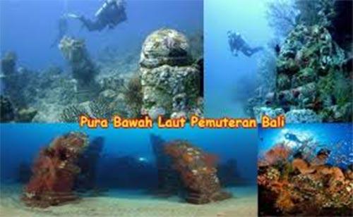 Pura bawah laut