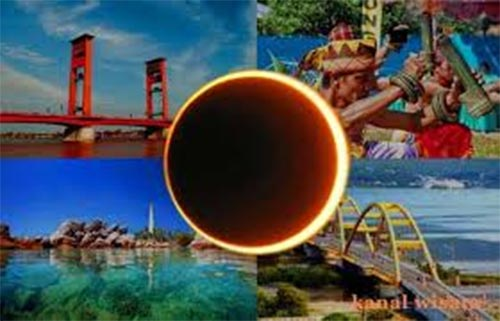 Lokasi Ideal Melihat Gerhana Matahari Total 2016
