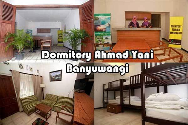 Dormitory Backpackers Di Banyuwangi
