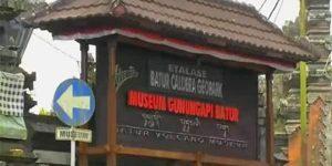 museum geopark batur