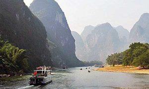 desa Yangshuo, Provinsi Guangxi
