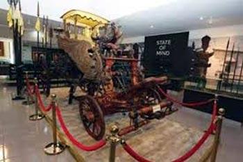 Kereta Singa Barong Keraton Kasepuhan Cirebon