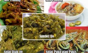 masakan padang favorit