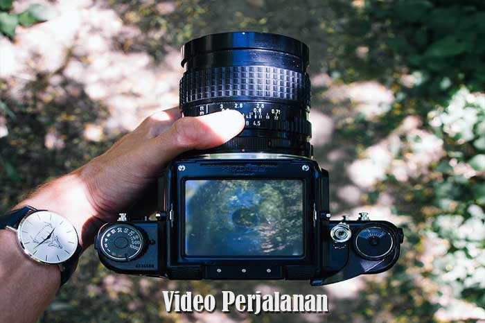 video traveling