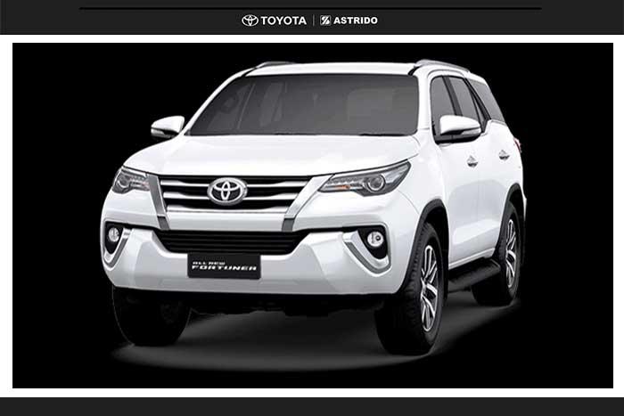 Promo Flash Sale Toyota Fortuner