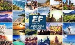 Kursus Bahasa Inggris Profesional Wisata di EF Adults