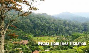 Keindahan Desa Citalahab