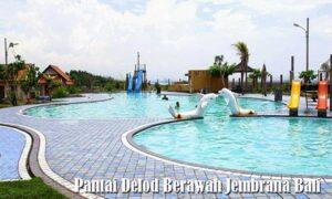 Pantai Delod Berawah Jembrana Bali
